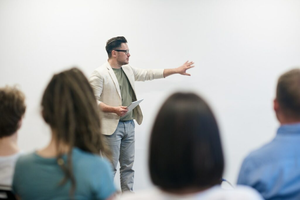 improve your presentation's call to action